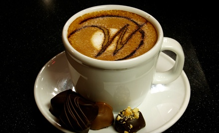 $20 Groupon to Winans Fine Chocolates and Coffees - Winans Fine Chocolates and Coffees in Dayton