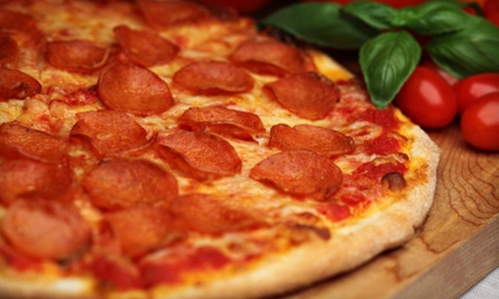 Peppino's Pizza - Duanesburg: $7 for $15 Worth of Casual Italian Fare at Peppino's Pizza in Duanesburg