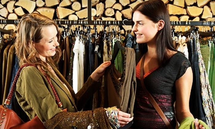 Designer Consignment - Chesapeake: $15 for $30 Worth of New and Gently Used Designer and Vintage Women's Clothing at Designer Consignment in Chesapeake