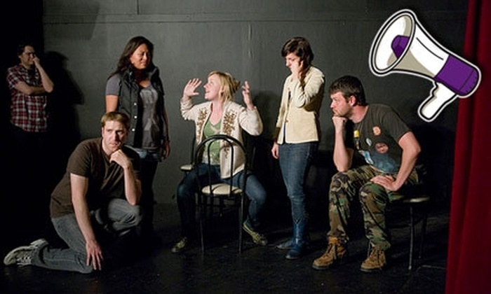 The Megaphone: NOLA - Multiple Locations: $65 for Intro to Improv Classes with The Megaphone: Nola
