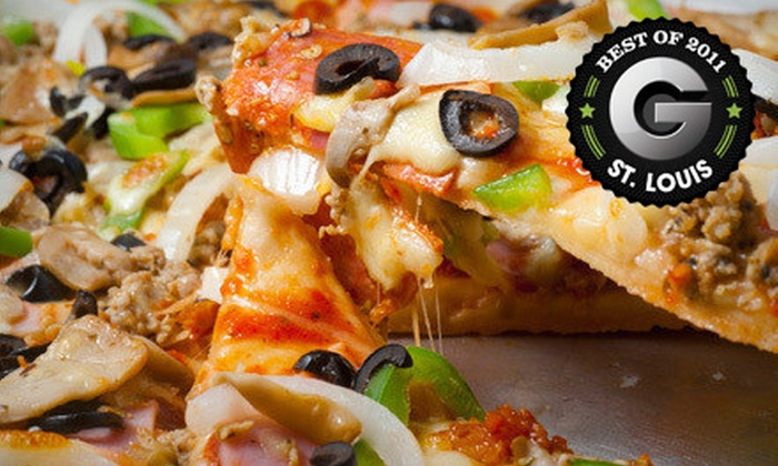 Fortel's Pizza Den - Multiple Locations: $10 for $20 Worth of Pizzeria Fare at Fortel's Pizza Den