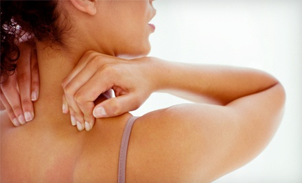 Chiropractic Exam and One, Two, or Three Adjustments and Tractions at Martinez Wellness Center (Up to 84% Off)