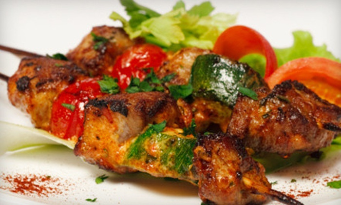 Hummus Mediterranean Grill - Eastpointe: $12 for $25 Worth of Lebanese Cuisine and Drinks at Hummus Mediterranean Grill in Eastpointe