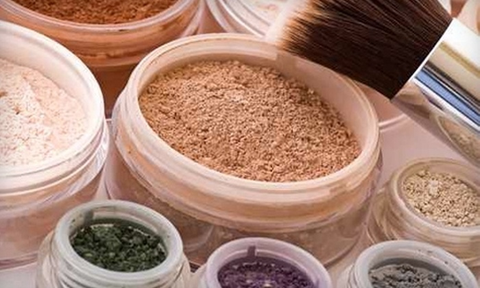 Soap Hope: $10 for $20 Worth of Mahya Mineral-Makeup Products from Soap Hope