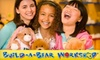 Build A Bear Workshop **NAT** - Taylor North Houston: $10 for $20 Worth of Make-Your-Own-Bears or $25 for $50 Toward Any Build-A-Party Celebration at Build-A-Bear Workshop