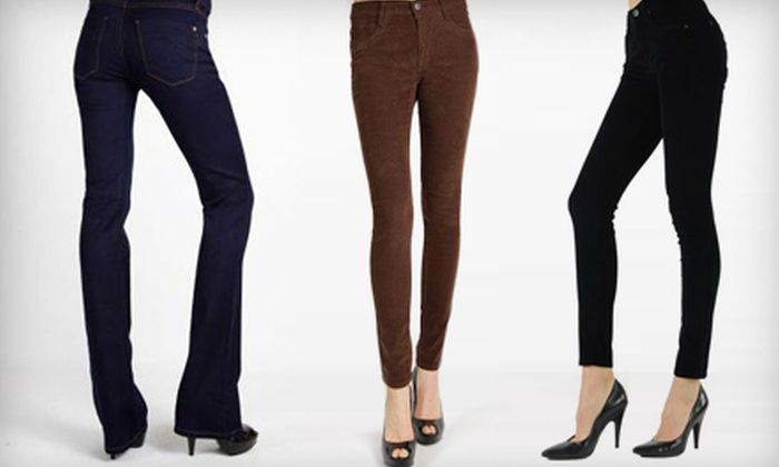Renew Denim - 1917 Core,Downtown Core: $49 for $100 Worth of Men's and Women's Apparel and Accessories at Renew Denim
