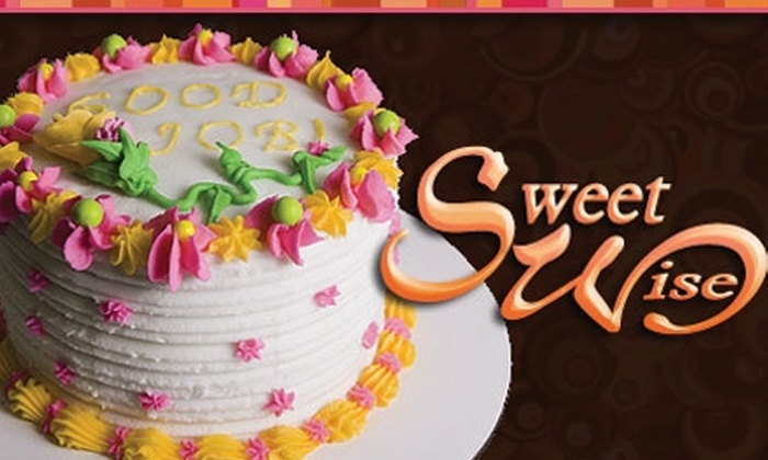 Sweet Wise - Penningtom Bend: $40 for Your Choice of a Two-Hour Buttercream-Decorating Class for Adults or Children at Sweet Wise ($85 Value)