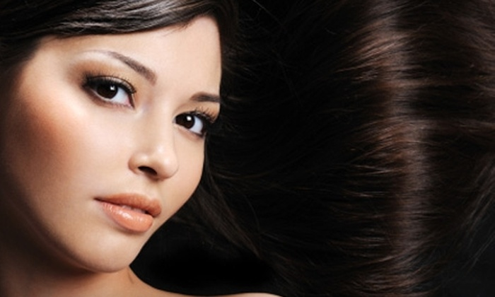 Wish Studios Salon and Spa - Spring Branch West: $159 for a Brazilian-Blowout Treatment at Wish Studios Salon and Spa (Up to $475 Value)