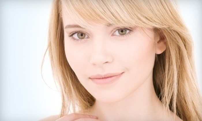 Salon Visage and Day Spa - Bucktown: $89 for a Deluxe Facial with Microdermabrasion and Alpha-Hydroxy Treatment at Salon Visage and Day Spa ($185 Value)