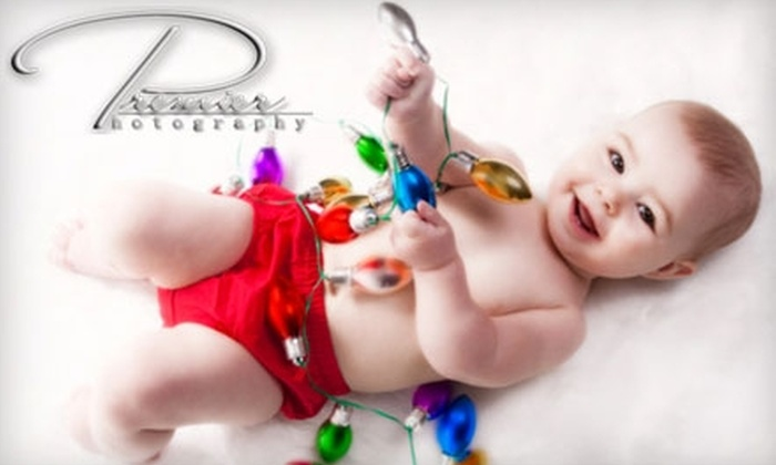 Premier Photography - Victoria: $59 for a 30-Minute In-Studio Session and Print Package at Premier Photography ($132 Value)