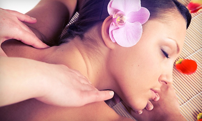 Ego Styles Hair Salon & Spa - South Gary: One-Hour Swedish or Bamboo Massage at Ego Styles Hair Salon & Spa in Schererville (Up to 57% Off)