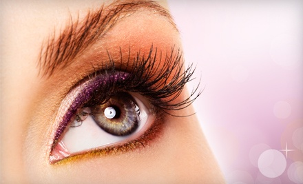 Partial Eyelash Extensions (a $75 value) - Allure Hair Studio in Independance