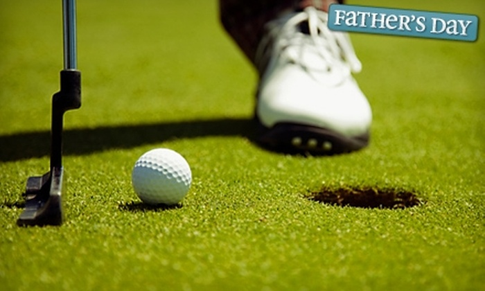 The Golf Club at Summerbrooke - Tallahassee: $25 for 18 Holes of Golf Plus Cart Rental and Range Balls at The Golf Club at Summerbrooke (Up to $50 Value)