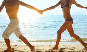 Natural Beauty Clinique: Two, Four, Six, or Eight Electro Body-Sculpting Sessions at Natural Beauty Clinique (Up to 66% Off)