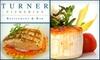 Turner Fisheries - Back Bay: $25 for $50 Worth of Dinner Cuisine or $10 for $20 Worth of Lunch at Turner Fisheries