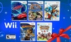 Nintendo Wii 5-Game Fun Pack : Nintendo Wii 5-Game Fun Pack with Cars 2, Madagascar 3, and More