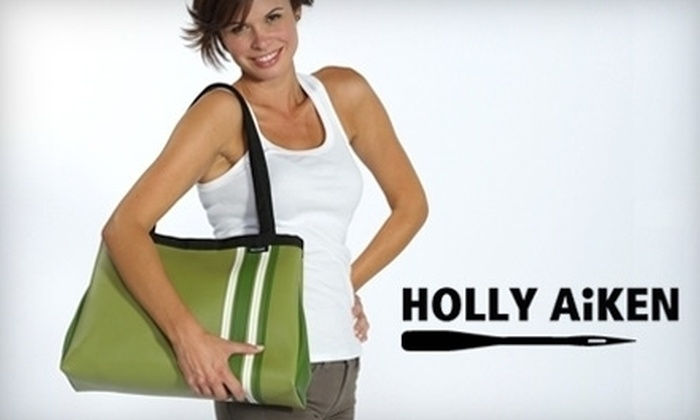 Stitch - Central Raleigh: $25 for $50 worth of Holly Aiken Bags and Accessories at Stitch