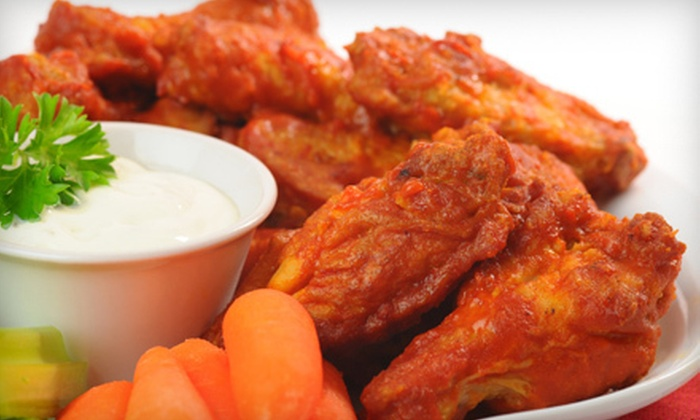 Red Zone Sports Bar and Grill - Doral: $10 for $20 Worth of Classic American Pub Fare and Drinks at Red Zone Sports Bar and Grill in Doral