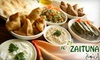 Up to 55% Off Middle Eastern Eats
