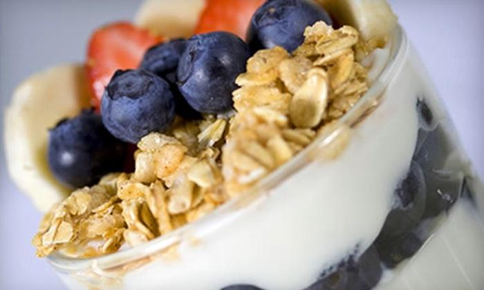Cocoyo - San Rafael: $3 for $6 Worth of Frozen Yogurt, Gelato, and Smoothies at Cocoyo in San Rafael