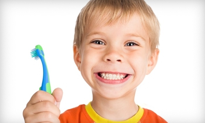 Alligator Dental - Seguin: $49 for Children's Dental Cleaning, Exam, and X-rays at Alligator Dental in Seguin (Up to $185 Value)