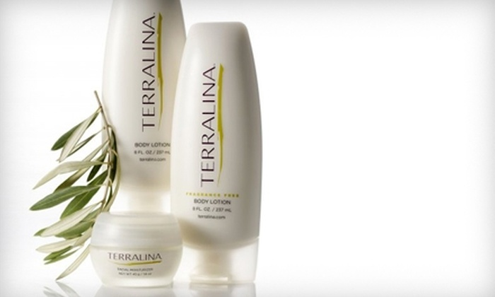 Terralina: $25 for $50 Worth of Natural Beauty Products from Terralina