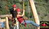 51% Off Zip Line Ride