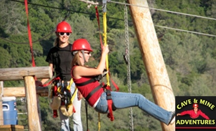 Moaning Cavern Adventure Park - Moaning Cavern Adventure Park in Vallecito