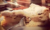 Kaffee & Kuchen für 2 oder 4 Personen im Bistro Pfundig (bis zu 52% sparen*)