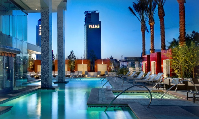 null - Los Angeles: Stay at Palms Place Hotel in Las Vegas, with Dates into March