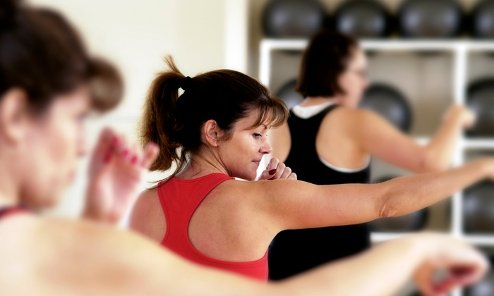 Club One Fitness - Severna Park: Three or Six Weeks of Unlimited Boot-Camp Classes at Club One Fitness (Up to 76% Off)