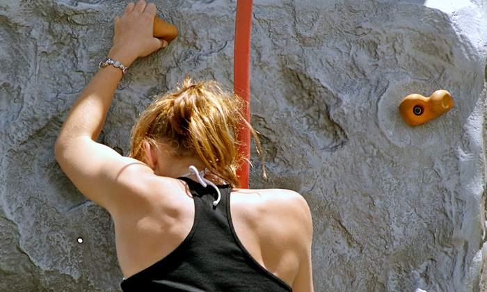 X-treme Rock Climbing - Country Walk: $49 for an Introductory Rock-Climbing Class and Seven Rock-Climbing Visits at X-treme Rock Climbing ($205 Value)