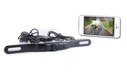 TD Electronics WiFi Vehicle Backup Camera for Mobile Devices