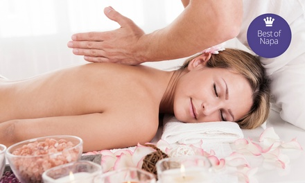 $89 for a Luxury Massage Package with a Terra Massage and Scalp Treatment at Spa Terra ($170 Value)