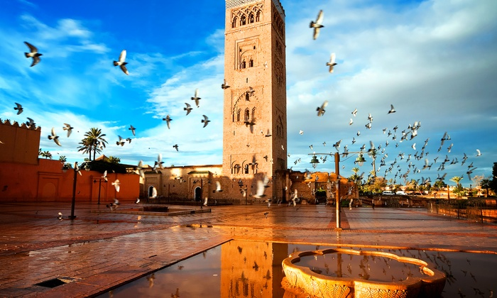 8-Day Morocco Tour with Airfare from Gate 1 Travel