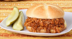 Coop's Pit BBQ: 60% off at Coop's Pit BBQ