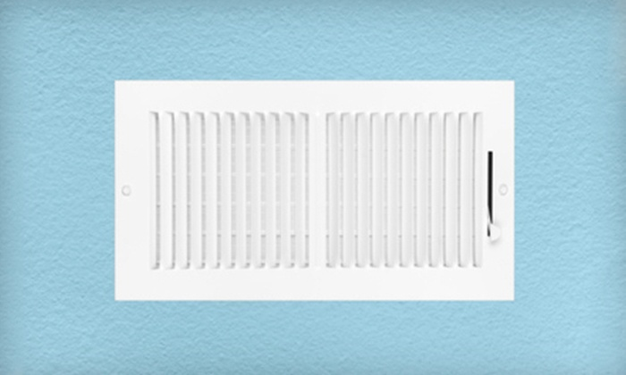 Absolute Clean - Florrisant: $49 for a Full Vent-Cleaning Package for Up to Eight Vents, One Main and Return from Absolute Clean (Up to $441 Value)
