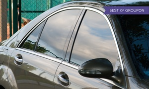Z TINT: Automotive Window Tinting for Five or Seven Windows at Z Tint and Alarms (50% Off)