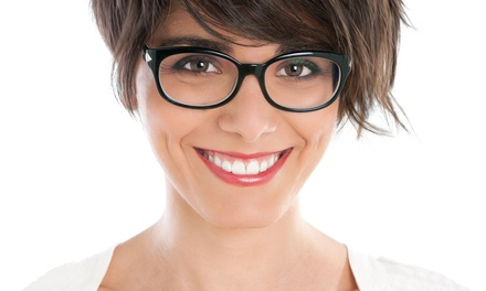 Regular or HD Eye Exam with Credit Toward Glasses or Contacts at Advanced Vision Institute (Up to 86% Off)