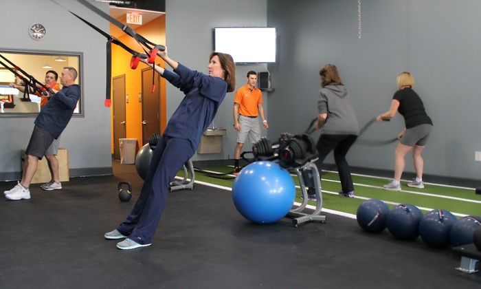 VO2 Personal Training - Cumming: Four Weeks of Gym Membership at VO2 Personal Training (65% Off)