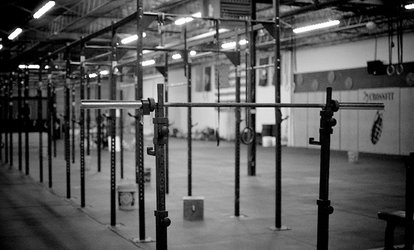 image for 10 or 20 CrossFit Classes, or One Month of Unlimited CrossFit Classes at J5 CrossFit (Up to 81% Off)