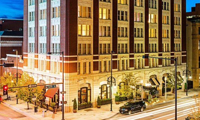null - Denver: Stay at Hotel Teatro in Denver, CO