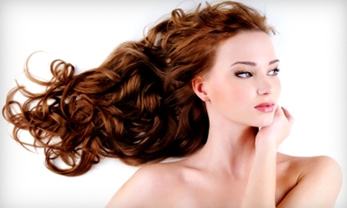 Odyssey Salon and Spa - Harrisburg / Lancaster: $15 for Men's Cut, Style, and Blow-Dry ($32 Value) or $19 for Women's Cut, Style, and Blow-Dry ($40 Value) at Odyssey Salon and Spa in Lancaster
