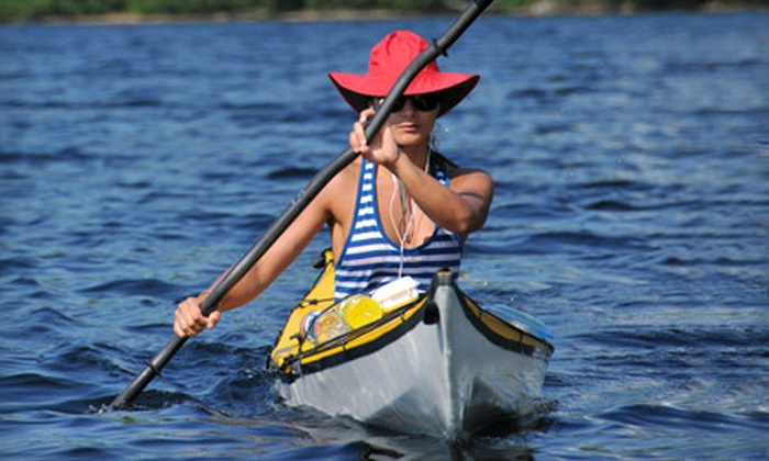 Native Rentals - Holmes Beach: Kayak or Paddleboard Rentals from Native Rentals in Holmes Beach (Up to 57% Off). Four Options Available.