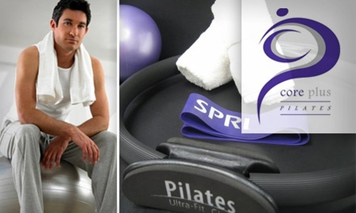 Core Plus Pilates - Irvine Business Complex: $29 for One Private Pilates Session at Core Plus Pilates