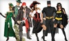 Halloween Dreams to Screams - Multiple Locations: $12 for $25 Worth of Halloween Costumes and Apparel at Halloween Dreams to Screams