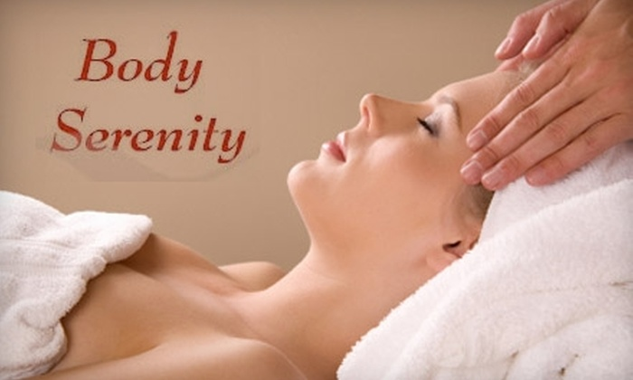 Body Serenity - Sacramento: $32 for a One-Hour Massage of Your Choice with Bassil Kamas at Body Serenity in Fair Oaks ($65 Value)