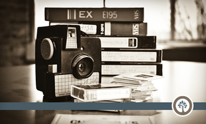 Southtree Digital Media - Chattanooga: $25 for $75 Worth of Digital-Media-Conversion Services from Southtree