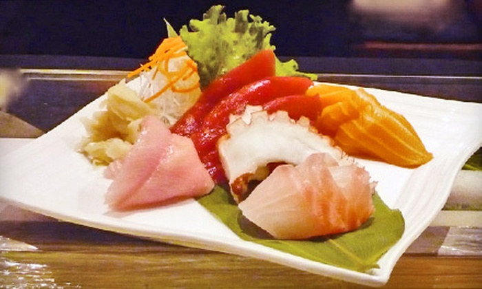 Teru Sushi - Studio City: Sushi Dinner for Two or Three at Teru Sushi in Studio City