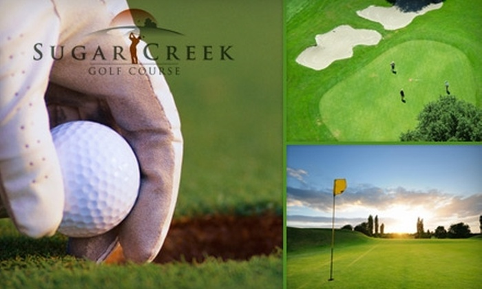 Sugar Creek Golf Course - High Ridge: $69 for an Unlimited 2011 Membership at Sugar Creek Golf Course Plus Three Private Lessons (Up to $1,500 Value)